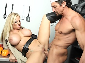 Big Tits Boots Porn Pictures