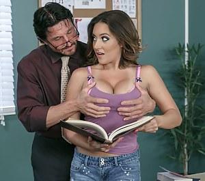 Big Tit Teacher Porn Pictures
