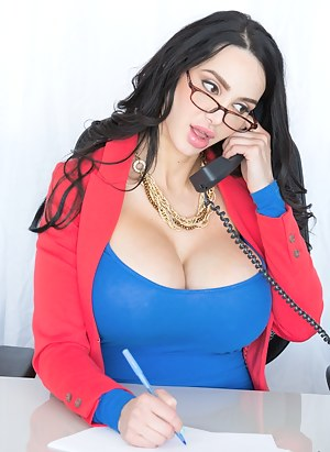 Big Tits Office Porn Pictures