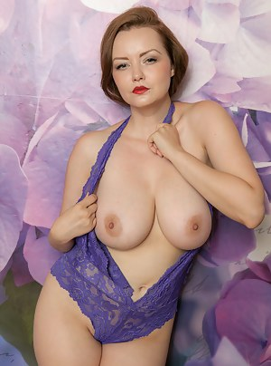 Big Tits Lingerie Porn Pictures